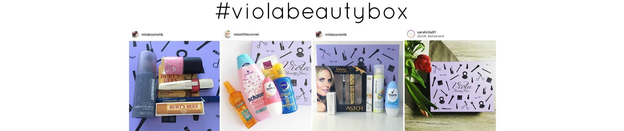 #violabeautybox